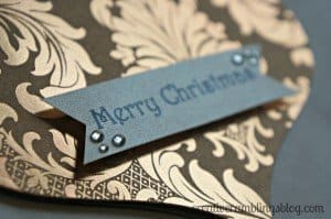 Ornament gift card holder 2