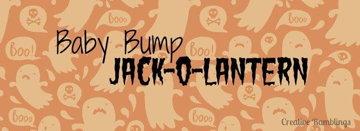 Baby Bump Jack-o-lantern