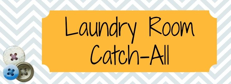 Laundry Room Catch-all