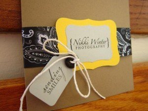 CD case for Nikki Winter Photography 1