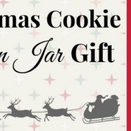 Mason Jar Cookie Gift + $150 Giveaway