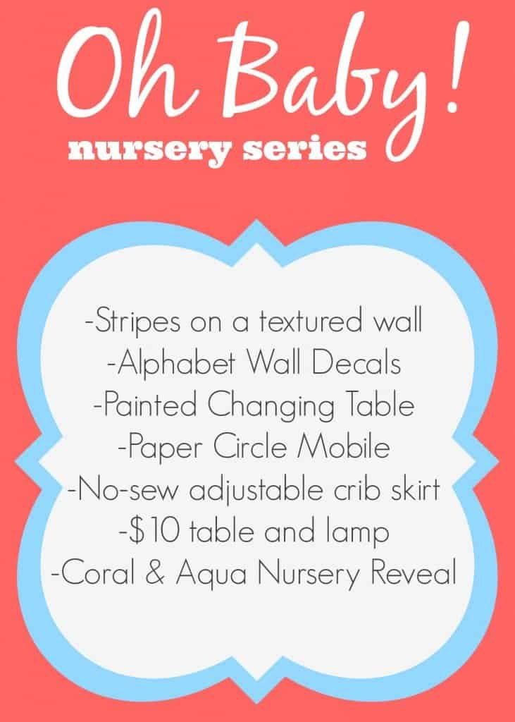 Oh Baby nursery series