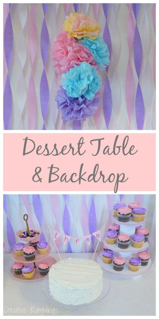 dessert table pin