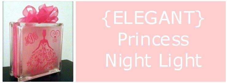 {ELEGANT} Princess Night Light