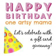 Birthday Giveaway!