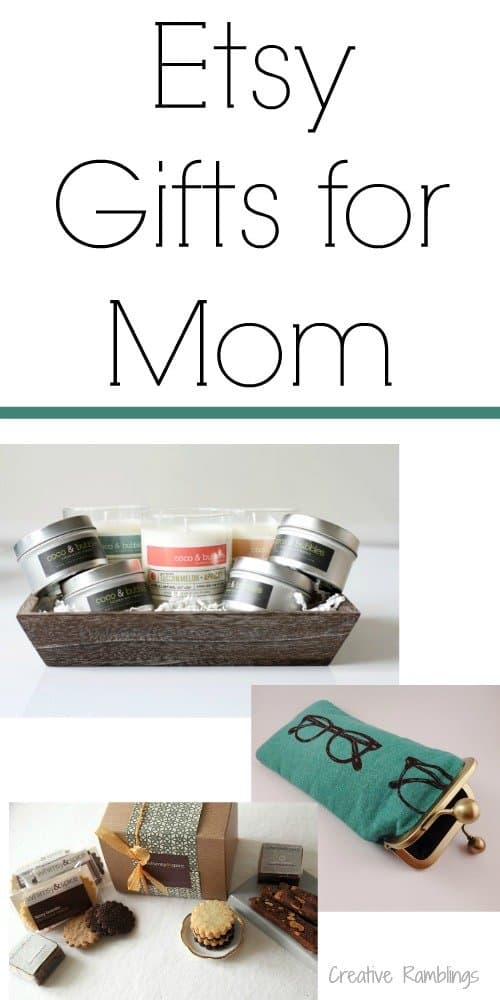Etsy gifts for Mother's Day