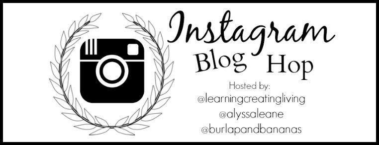Instagram Blog Hop Week #15