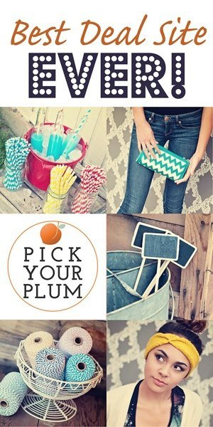 Pick Your Plum Giveaway - best deal site