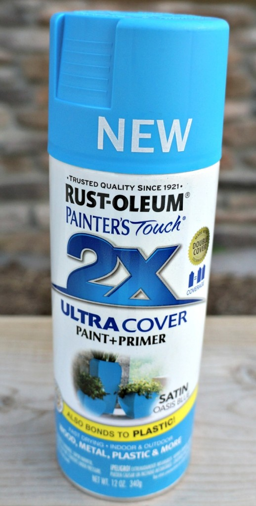 How (and why) to Seal Painted Pots - Plus a Mini Bird Bath ...