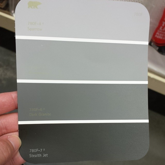 Buying paint...let's get this project started! @homedepot #ilovetopaint