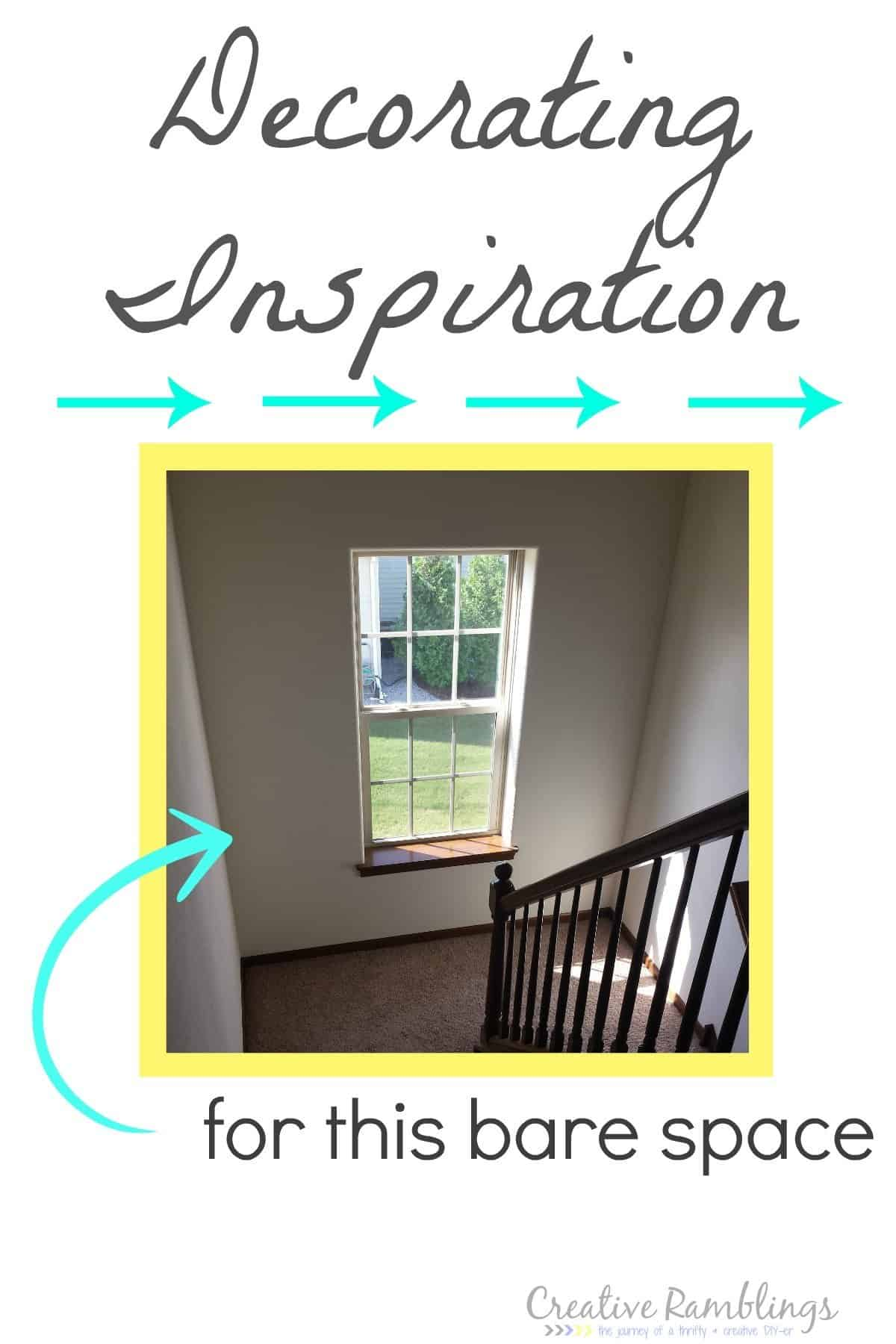 Basement Stair Landing Decorating: Stair Landing Decorating Inspiration