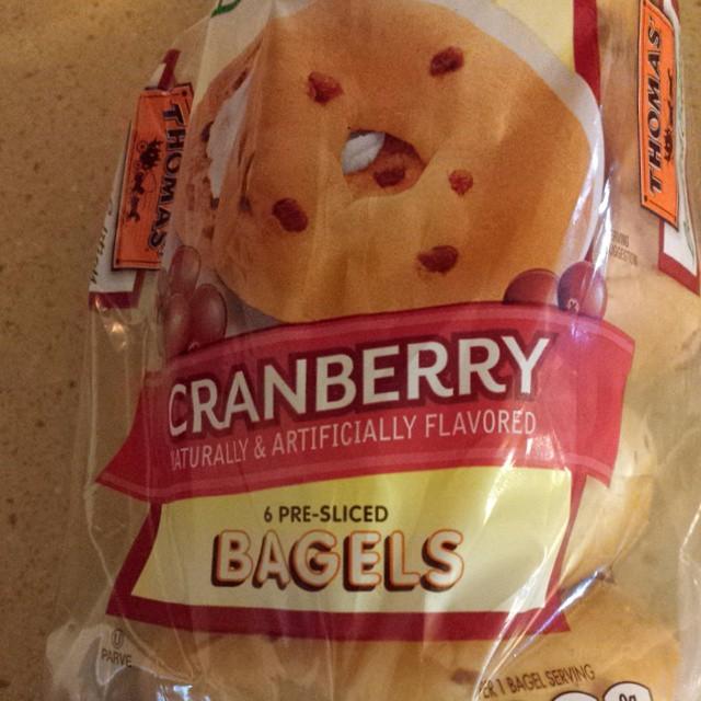 Delicious!  #bagels #limitededition #thomas #holiday