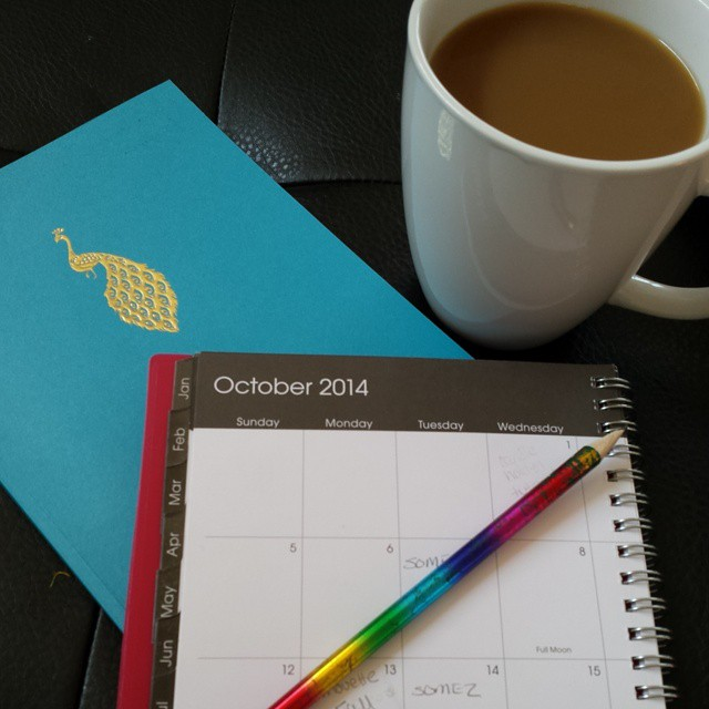 It's October and I'm a planning machine this morning. I have some really exciting things in store for you this month. Stay tuned, and thanks for all the #instalove #lifeofablogger #blogging #planning
