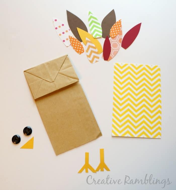 Paper bag turkey supplies