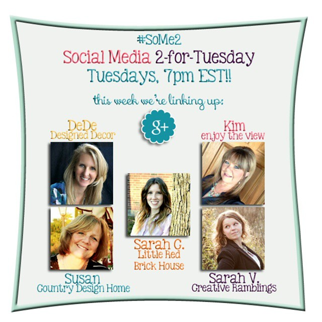 It's a social media party! If you want to grow your Google+ account this is the party for you. Join us! #SoMe2