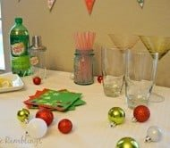 Shake up your Holiday party with Canada Dry