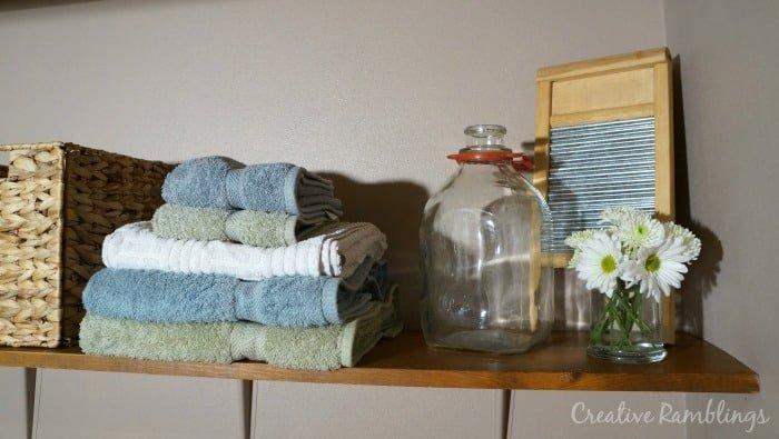 Laundry Room Makeover #MyMenardsDIY