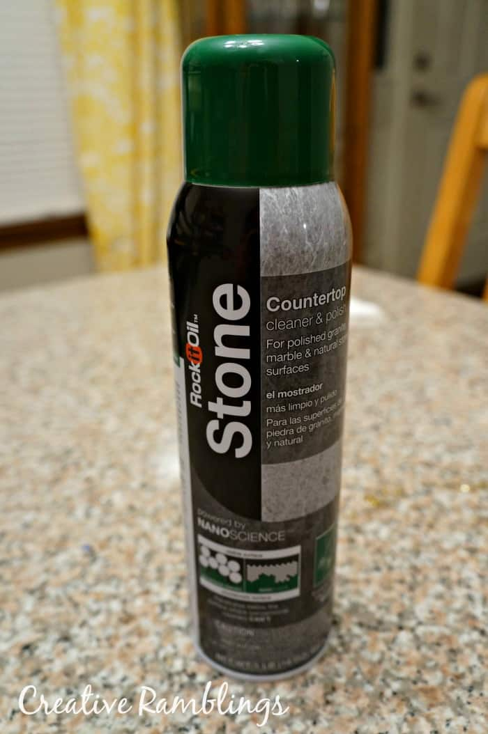 Rock-it Oil Stone cleaner
