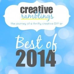 creative ramblings best of 2014
