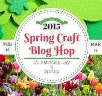 St. Patrick's Day Craft and Spring Craft Blog Hop