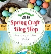 Mother's Day DIY Gifts and Spring Blog Hop