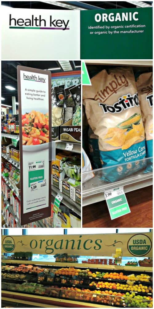 Easy shopping at Pick n Save with the health key #MyPicknSave #ad