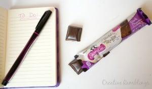 Skinny Cow Blissful Truffle Candy Bars #SkinnyCowMoments #ad