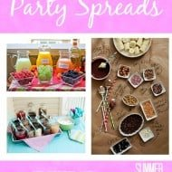 9 Summer Party Spreads