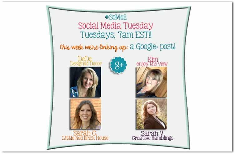 social media tuesday link party Google+