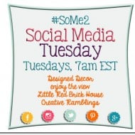 Social Media Link Party – Twitter