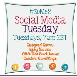 SoMe2 Social Media Link Party