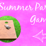 10 Summer Party Games for a Fabulous bash