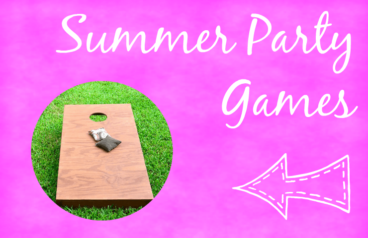summer party games for all ages