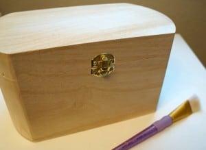 wood card box #SendSmiles #ad
