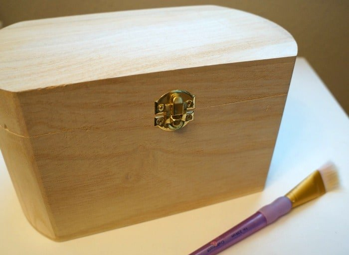 wood card box #SendSmiles #ad