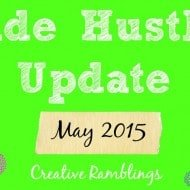 May Side Hustle Update