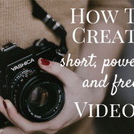 How to Create a Short and Powerful Video with Windows for Free