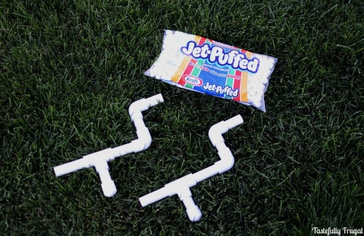 Marshmallow Shooter for Summer Fun