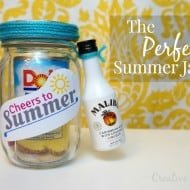 Cheers to Summer Gift, A Cocktail in a Jar