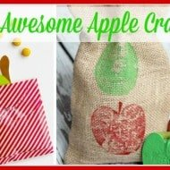20 Awesome Apple Crafts