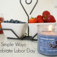 5 Simple Ways to Celebrate Labor Day