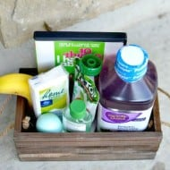 How to Create a Feel Better Flu Gift Box