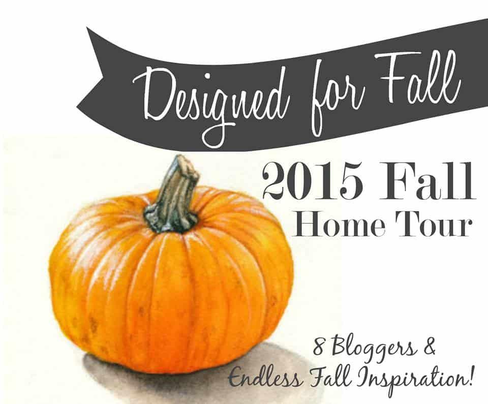 designed for fall home tour