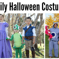 20 Fun Family Halloween Costumes