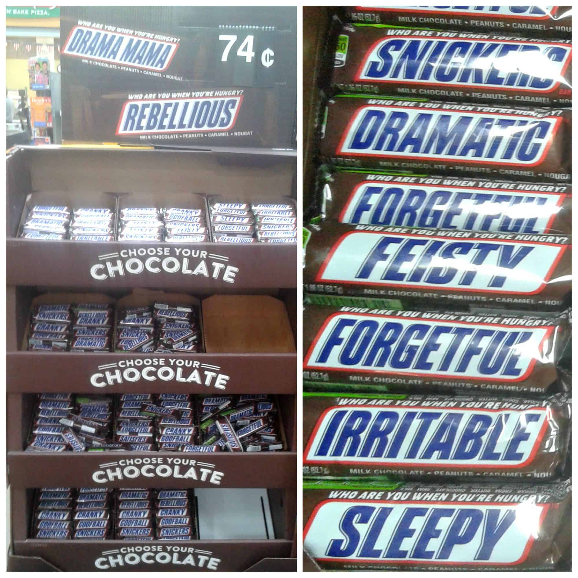 Snickers at Walmart #EatASNICKERS #ad