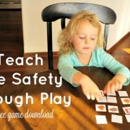 Teaching Fire Safety Through Play