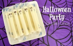Halloween party for little ones