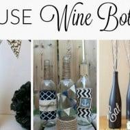 Creative Ways to Reuse Wine Bottles
