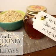 4 Ways to Gift Honey for the Holidays