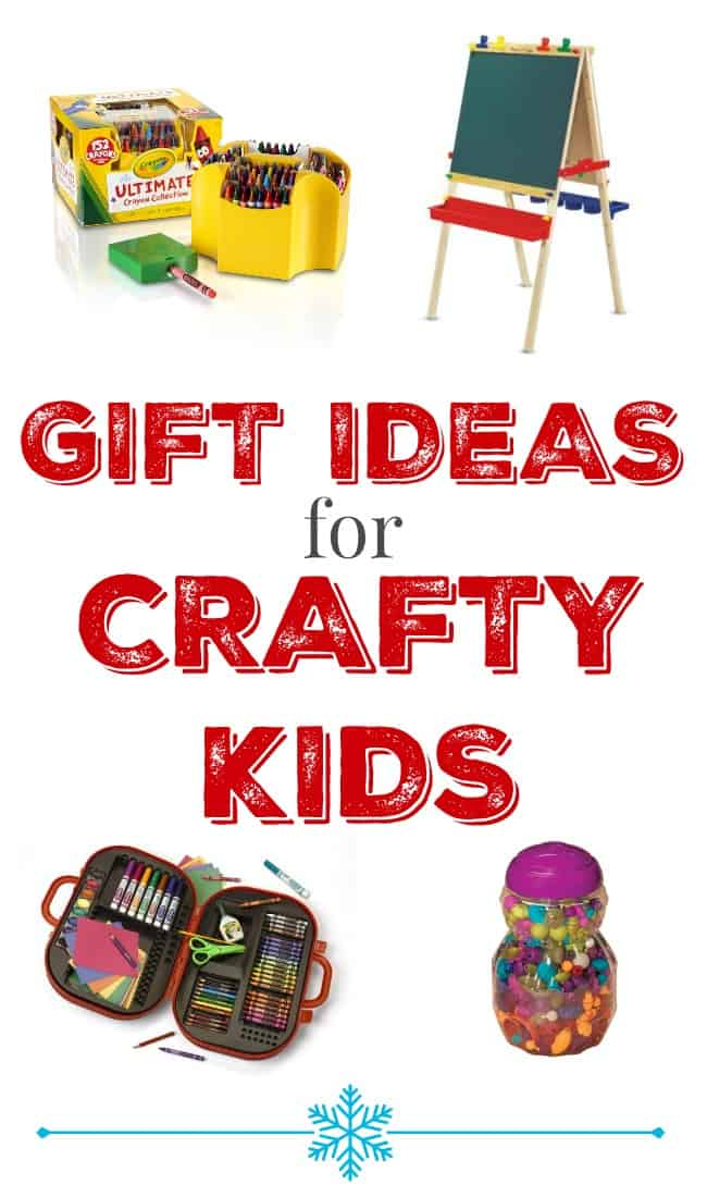 Gift ideas for kids that will spur imagination and creativity